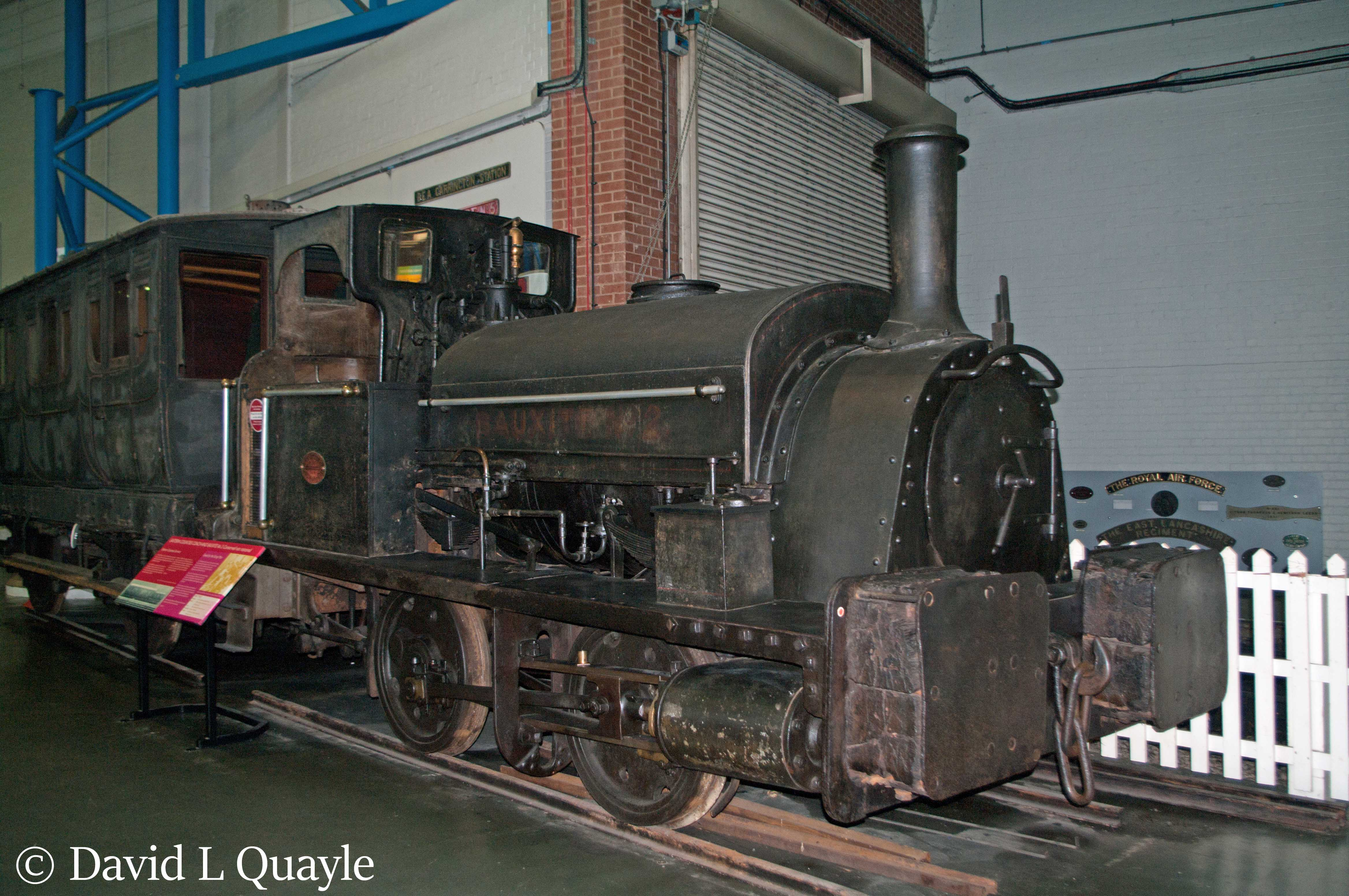 This image has an empty alt attribute; its file name is black-hawthorn-305-bauxite-at-the-national-railway-museum-at-york-october-2017.jpg