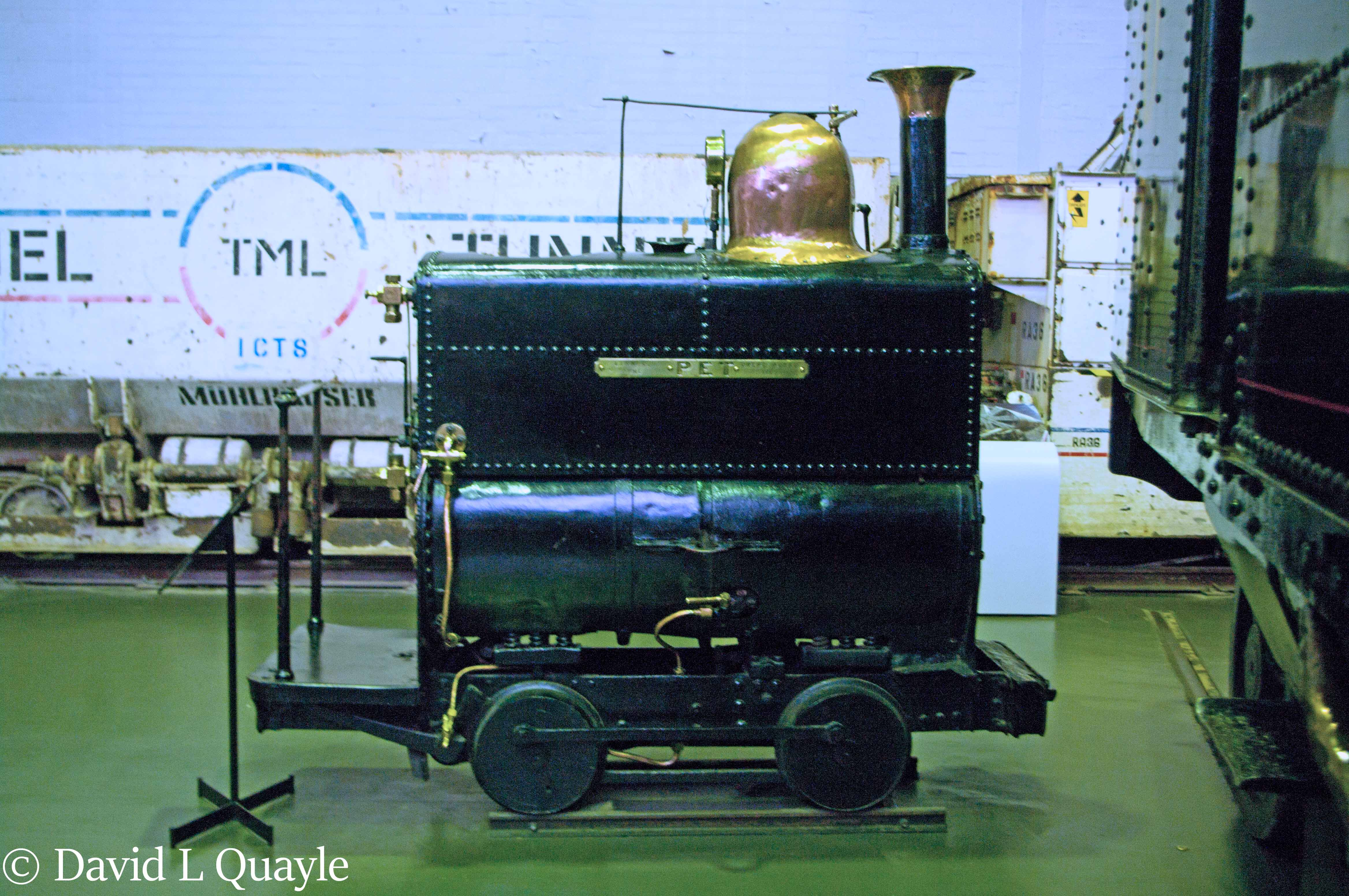 This image has an empty alt attribute; its file name is pet-in-the-national-railway-museum-at-york-october-2017.jpg