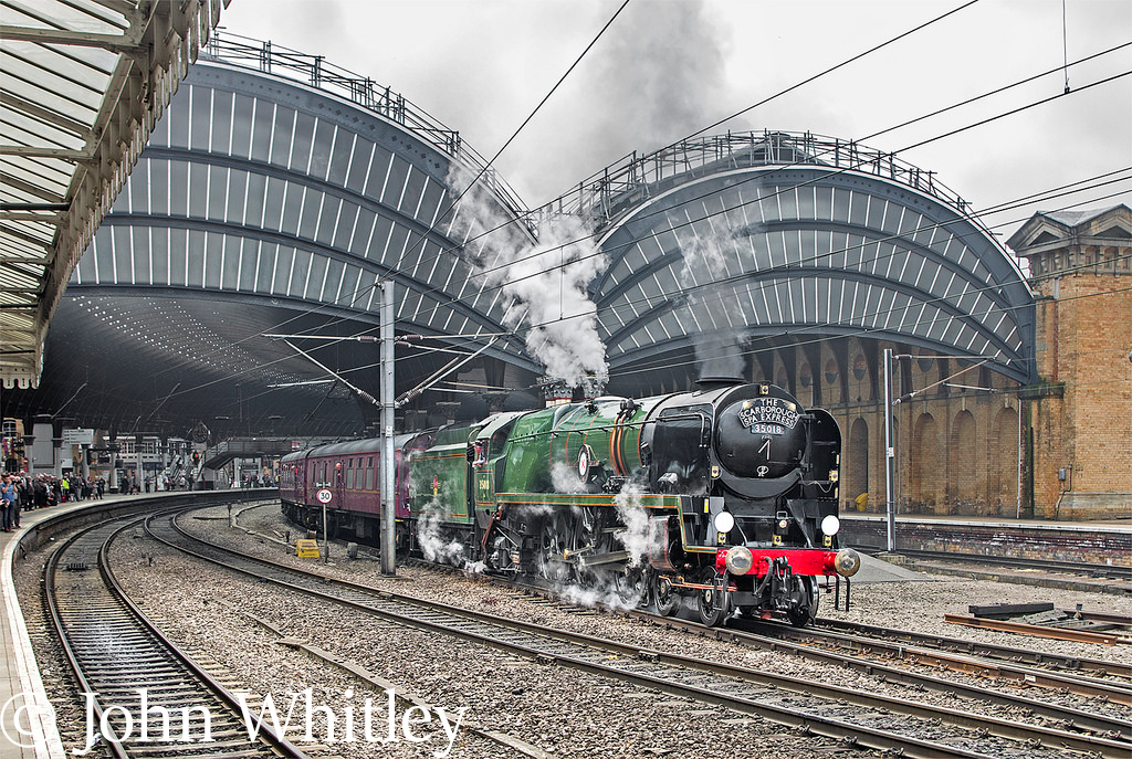 This image has an empty alt attribute; its file name is 35018-british-india-line-leaving-york-with-the-scarborough-spa-express-may-2018.jpg