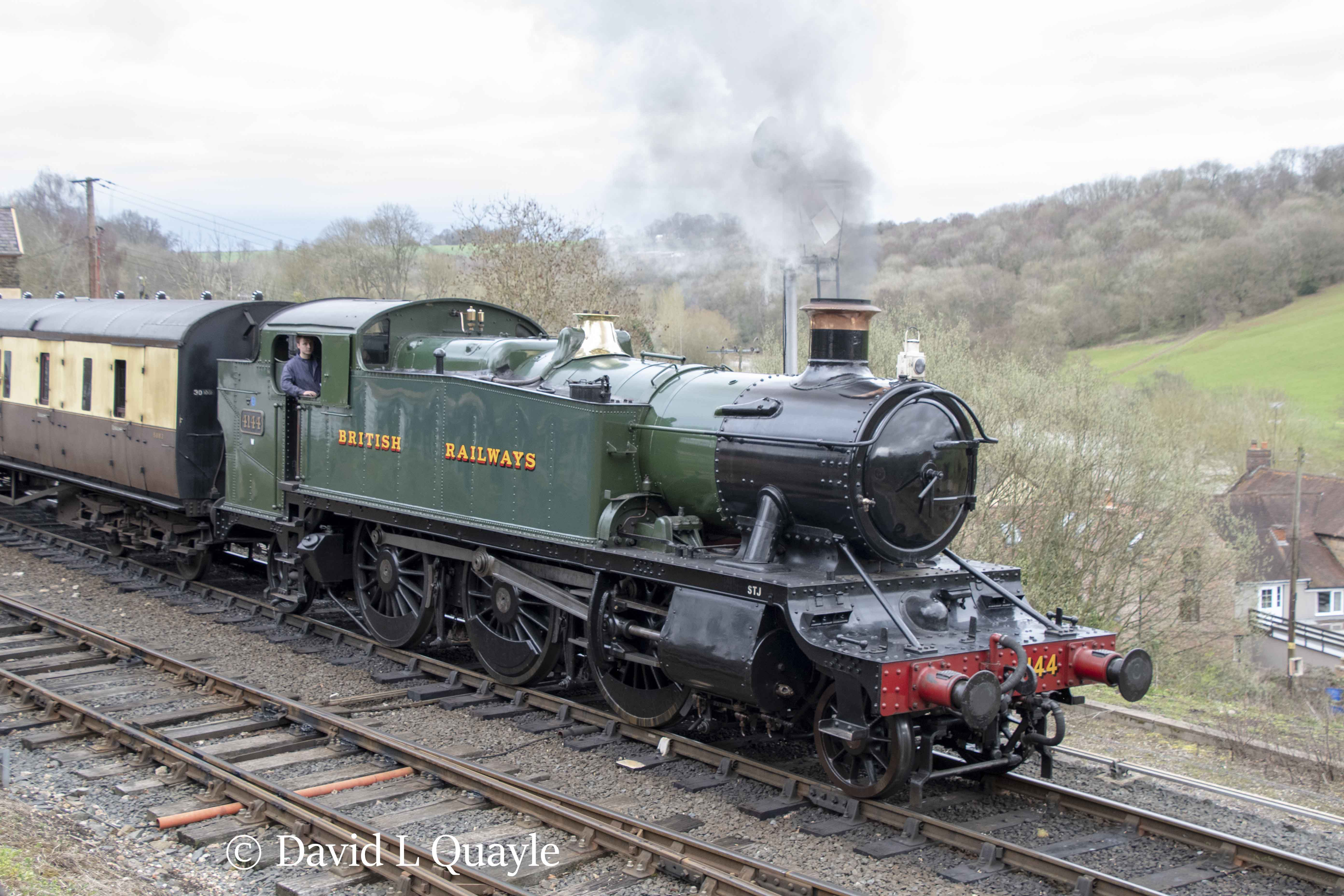 This image has an empty alt attribute; its file name is 4144-at-highley-on-the-severn-valley-railway-march-2019.jpg