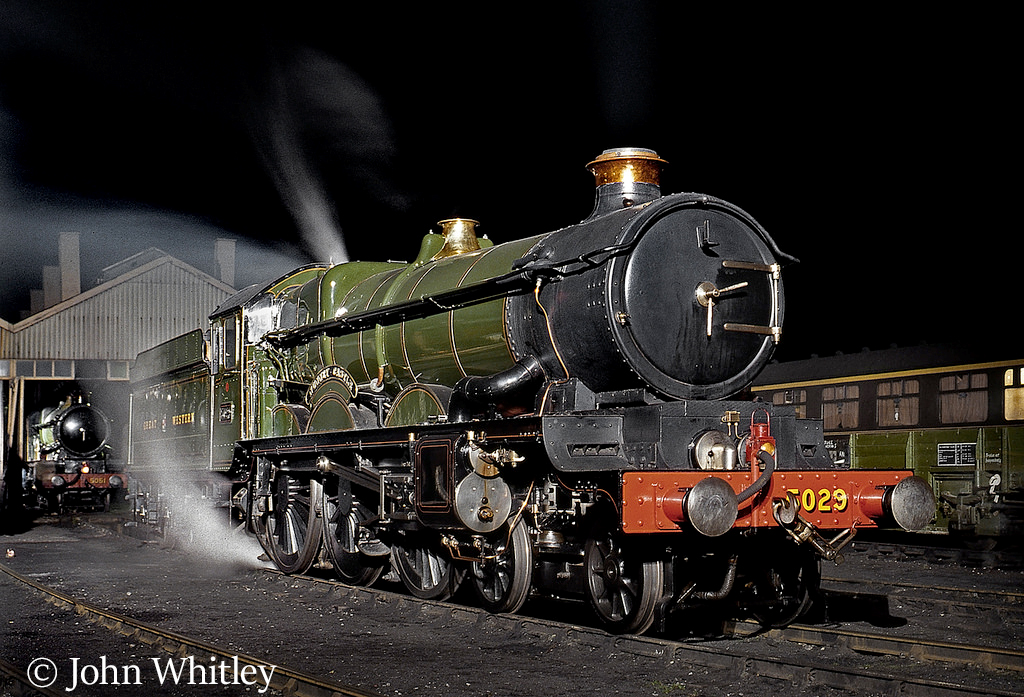 This image has an empty alt attribute; its file name is 5029-nunney-castle-at-didcot-october-1991.jpg