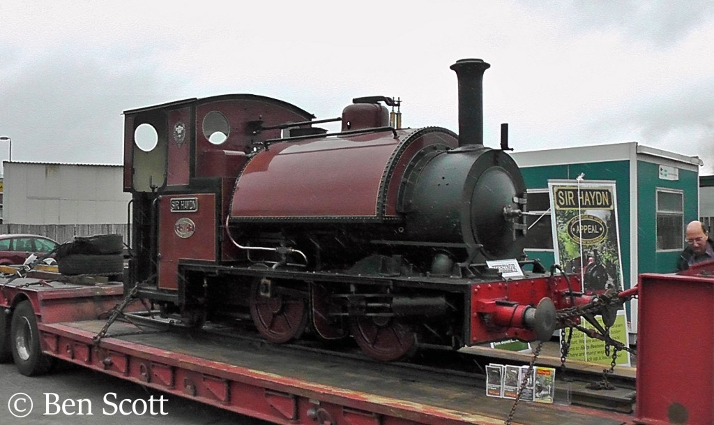 This image has an empty alt attribute; its file name is no-3-sir-haydn-at-tyseley-june-2013.jpg