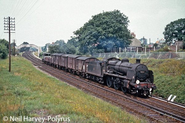 This image has an empty alt attribute; its file name is 31625-hauling-a-reading-guildford-freight-near-ash-in-surrey.-photo-taken-by-trevor-b-owen-june-1963.jpg