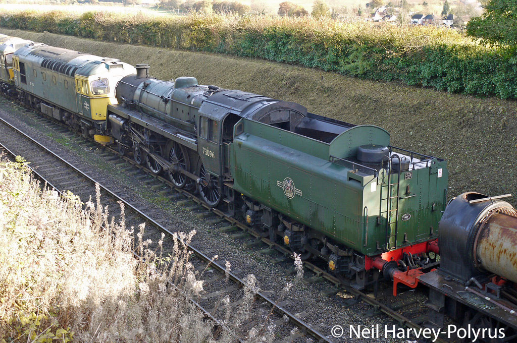 This image has an empty alt attribute; its file name is 73096-stored-at-ropley-on-the-mid-hants-railway-awaiting-an-overhaul-november-2012.jpg
